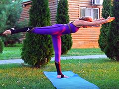 ГИБКОСТЬ, СИЛА и БАЛАНС. Комплекс для стройных ног с элементами Боди-балета