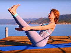 Укрепляем МЫШЕЧНЫЙ КОРСЕТ. Упражнения для живота, спины и ягодиц