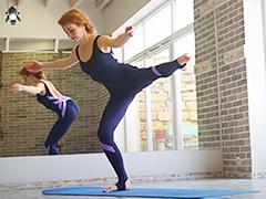 Управляем ТЕЛОМ и МОЗГОМ. ТОНИЗИРУЮЩАЯ практика на ВСЕ ТЕЛО. Ассиметричные упражнения