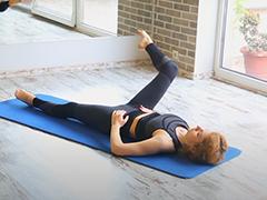 Простые упражнения для ТАЗОБЕДРЕННЫХ СУСТАВОВ. Поддерживаем здоровую подвижность ТБС
