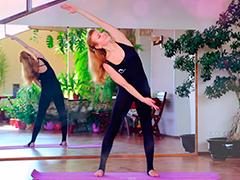 Разминка для всего тела. Развитие пластики и координации. Суставная гимнастика