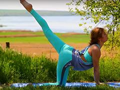 Танцующая КОШКА. Упражнения для позвоночника