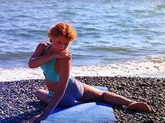 Вечерняя практика ГИБКОЕ ТЕЛО. Снимаем напряжение со спины, ног, области таза и груди