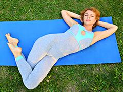 ВОССТАНАВЛИВАЮЩИЙ КОМПЛЕКС. Снимаем напряжение и избавляемся от боли спине