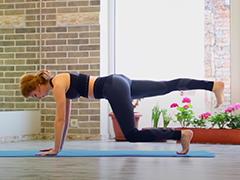 Укрепление ПОЗВОНОЧНИКА и мышц КОРА. Практика для поддержания ЗДОРОВОЙ СПИНЫ