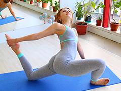 Заряжаем ноги энергией. Комплекс для ПОДТЯНУТЫХ БЁДЕР и ГИБКИХ НОГ